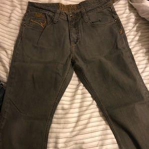 NEW Billabong Grey Jeans